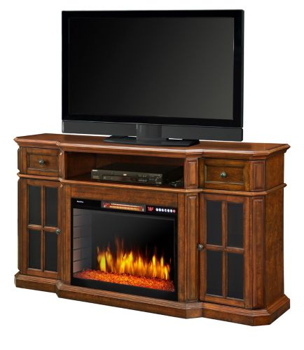 Muskoka Sinclair Electric Fireplace, 60-in Product image