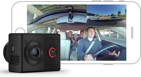 Garmin Dash Cam™ Tandem Product image