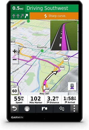 Navigateur GPS pour camion Garmin dēzl OTR800, 8 po Image de l'article