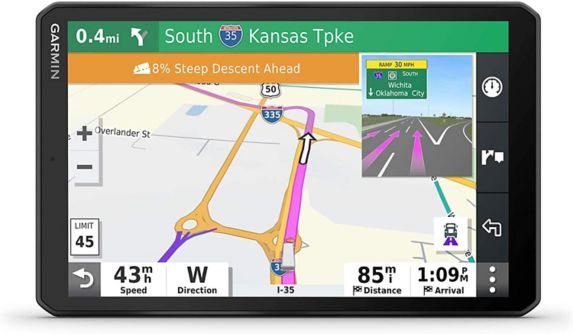 Garmin dēzl™ OTR1000 GPS Truck Navigator, 10-in Product image