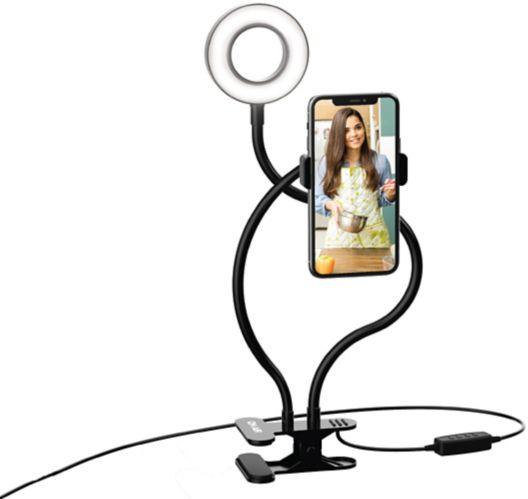 Tzumi On Air Halo Flex Duo LED Ring Light Product image