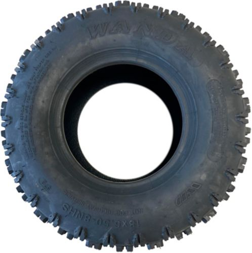 Hi-Run Snowblower Tire, 18x6.5-8 4PR Product image
