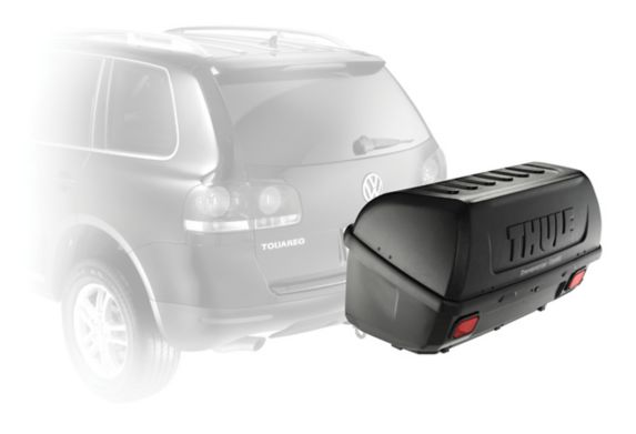Thule Transporter Combi Hitch Mount Cargo Box Product image