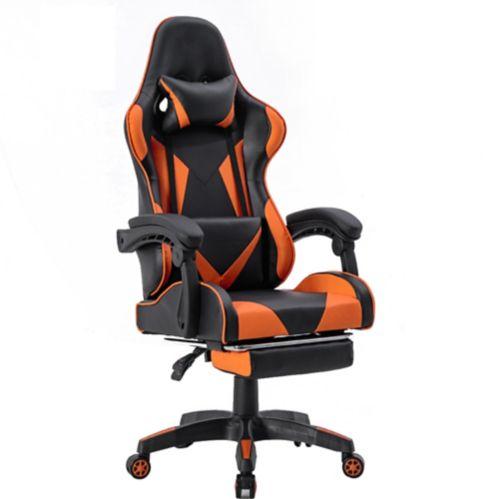Fauteuil de jeu ViscoLogic Strada X, orange Image de l'article