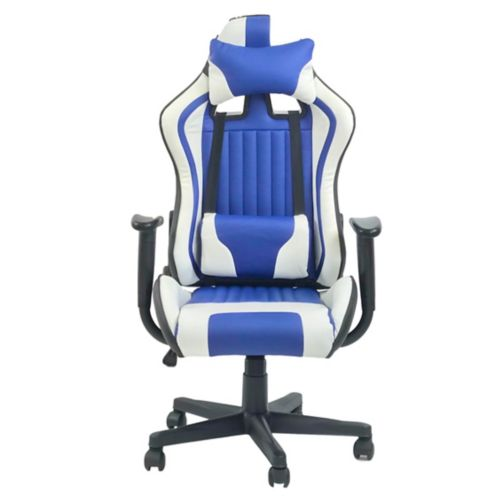 ViscoLogic Formula Gaming Chair, Blue Product image