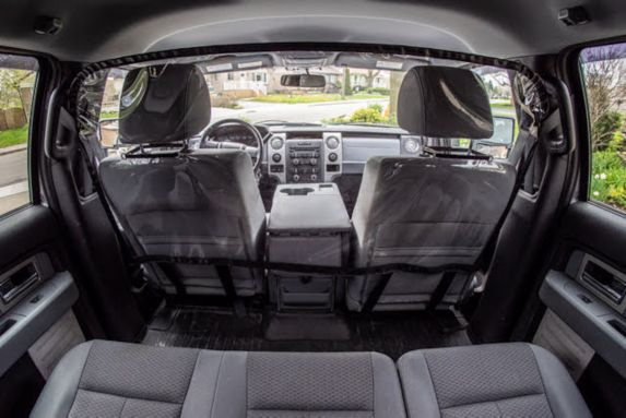 Séparateur universel pour véhicule DIVIDE-IT Image de l'article