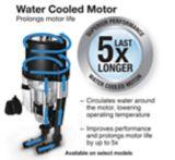 Nettoyeur haute pression électrique Kärcher K5 refroidi à l'eau, 2 000 cm<sup>3</sup> | Karchernull