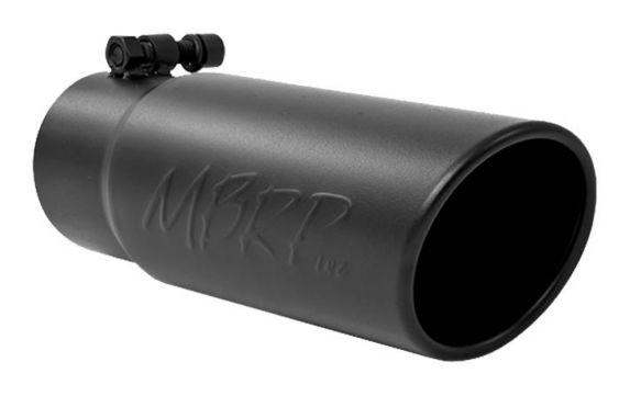 MBRP Black Exhaust Tip, T5115BLK Product image
