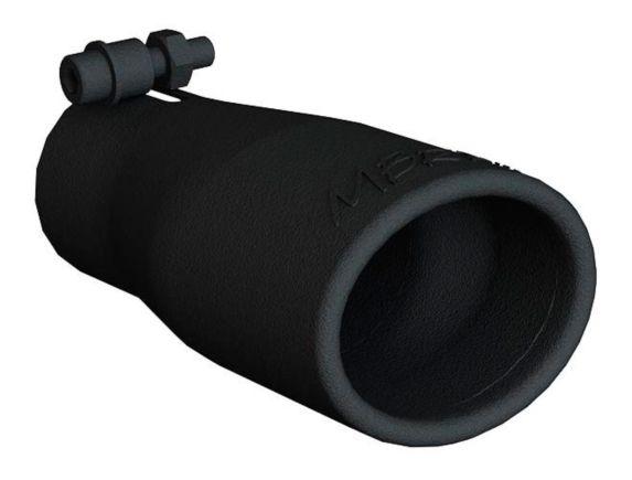 MBRP Black Exhaust Tip, T5116BLK Product image