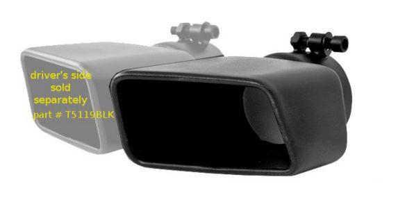 Embout d'échappement noir MBRP, T5120BLK Image de l'article