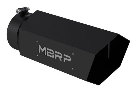 Embout d'échappement noir MBRP, T5166BLK Image de l'article