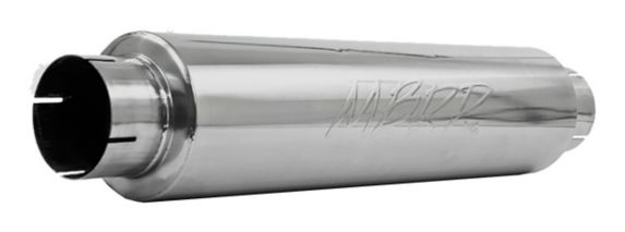 MBRP Stainless Universal Muffler, M1004S Product image