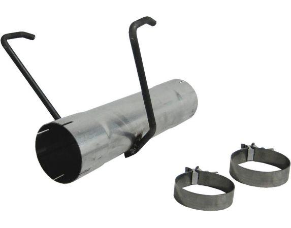 Tuyau de suppression pour silencieux en aluminium MBRP, MDAL017 Image de l'article