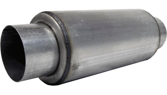 MBRP Stainless Resonator, R1009 Product image
