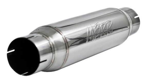 MBRP Stainless Resonator, R1013 Product image