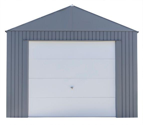 Garage ShelterLogic Sojag Everest, anthracite, 25 pi Image de l'article
