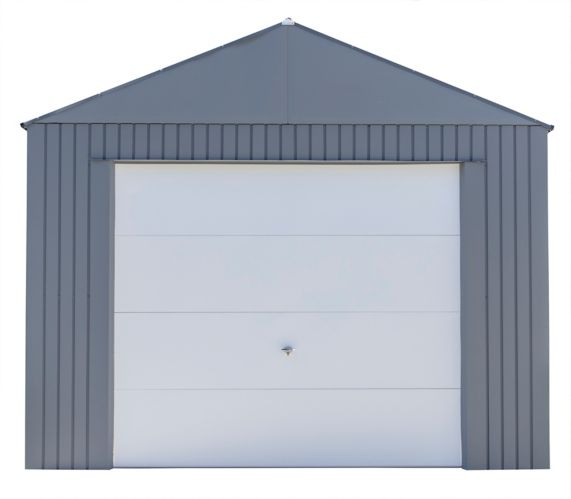 ShelterLogic Sojag Everest Garage, Charcoal, 30-ft Product image