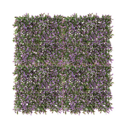 Naturae Décor Lavender Foliage Panel, 40-in Product image
