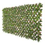 Naturae Décor Expandable Gardenia Trellis   Naturae Decornull