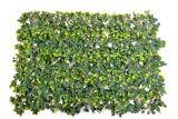 Treillis extensible avec roses blanches Naturae Décor | Naturae Decornull
