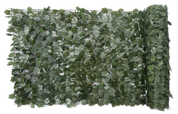 Naturae Décor Ivy Leaf Privacy Screen, 60-in Product image