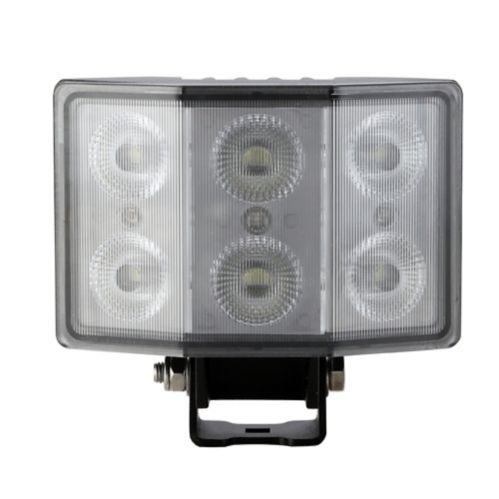 Lampe de travail à grand angle BrightSource Trilite, 5,5 x 3,5 po Image de l'article