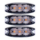 Feu de position ambre BrightSource Pro Pack, 3 DEL, paq. 3 | BrightSourcenull