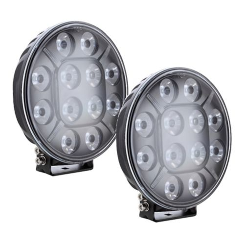 BrightSource Round Driving Light Kit, 9-in Product image