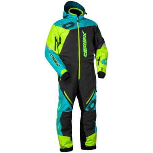 Castle X Freedom G2 Men's Hi-Vis Snow Monosuit Shell, Turquoise Product image