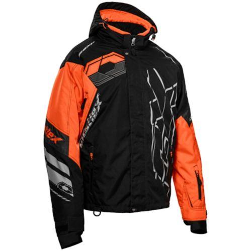 Manteau d'hiver Castle X Code-G2, homme, orange/argent Image de l'article