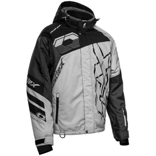 Manteau d'hiver Castle X Code-G2, homme, anthracite/noir Image de l'article