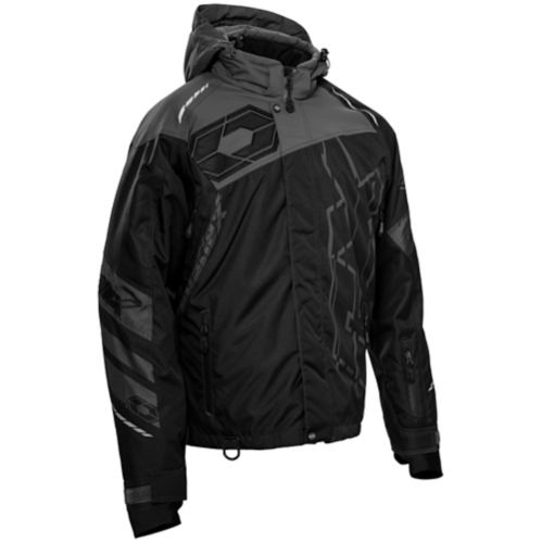 Manteau d'hiver Castle X Code-G2, homme, noir/anthracite Image de l'article