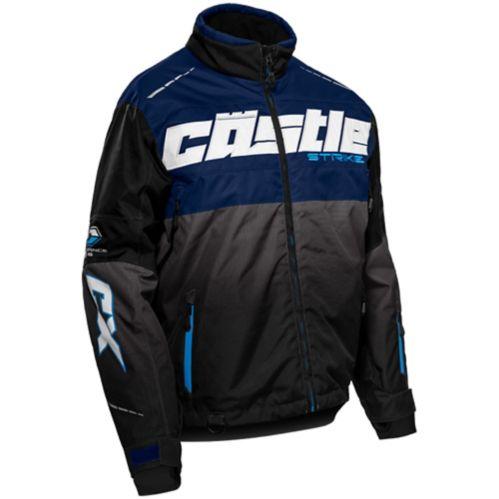 Manteau d'hiver Castle X ST-G3, homme, marine/anthracite/bleu/noir Image de l'article