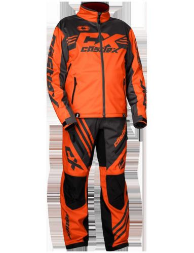 Pantalon de neige Castle X R21 Race, hommes, orange/anthracite Image de l'article