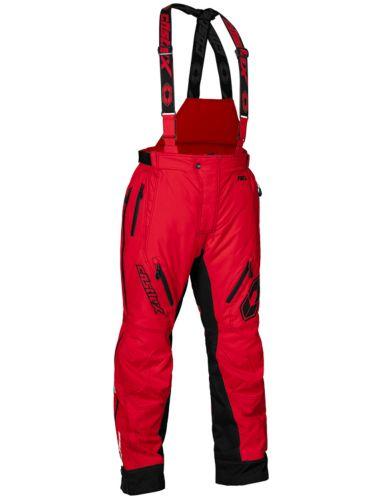 Castle X Fuel-G7 Men's Snow Pant, Red Product image