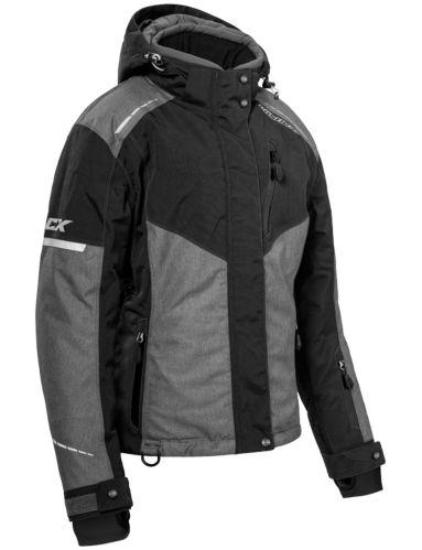 Manteau d'hiver Castle X Polar, dame, gris/noir Image de l'article