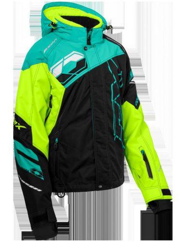 Castle X Code-G2 Women's Hi-Vis Snow Jacket, Mint Product image