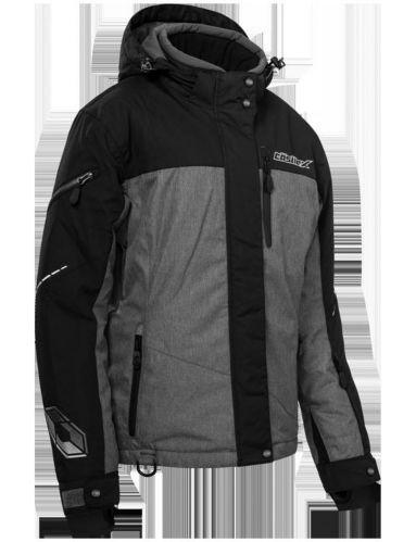 Manteau d'hiver Castle X Powder-G2, dame, gris/noir Image de l'article