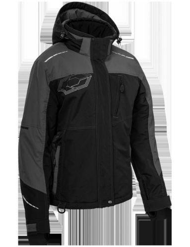 Manteau d'hiver Castle X Phase, dame, noir/anthracite Image de l'article