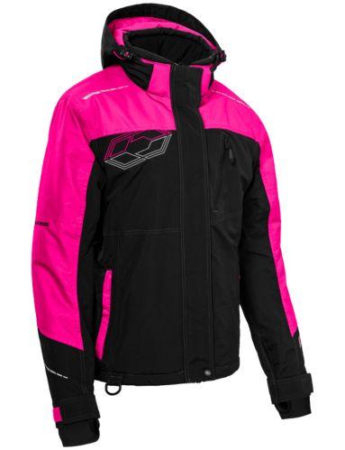 Manteau d'hiver Castle X Phase, dame, noir/rose Image de l'article