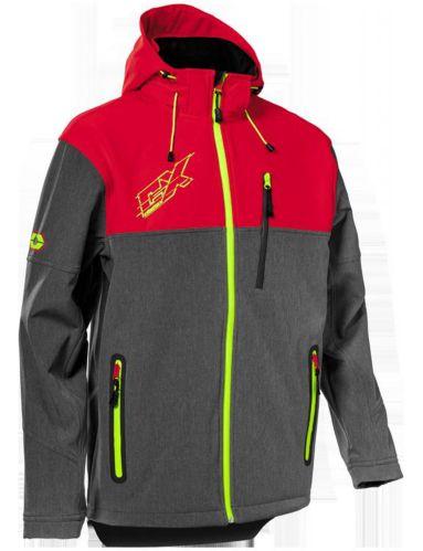 Castle X Barrier G3 Men's Snow Jacket, Red/Black Product image