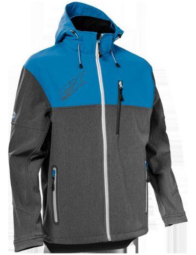 Castle X Barrier G3 Men's Snow Jacket, Charcoal/Blue Product image