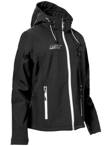 Manteau de motoneige Castle X Barrier G3, dames, noir/blanc Image de l'article