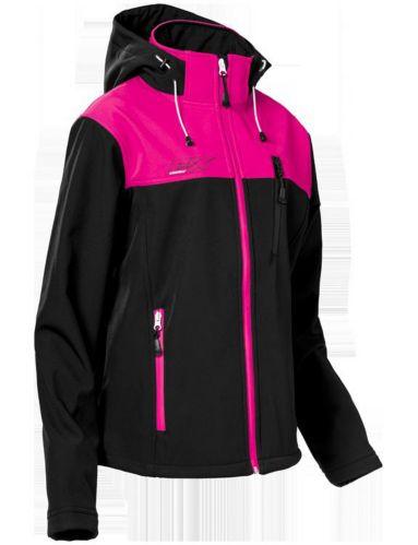 Castle X Barrier G3 Women's Snowmobile Jacket, Pink/Black