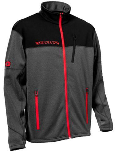 Manteau de motoneige Castle X Fusion G3, hommes, rouge/anthracite Image de l'article