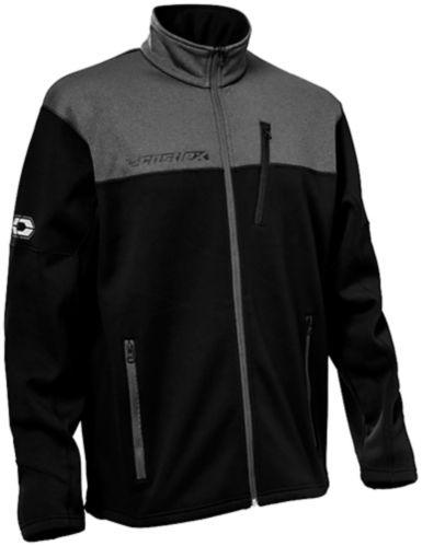 Castle X Fusion G3 Men's Snowmobile Jacket, Charcoal/Black Product image