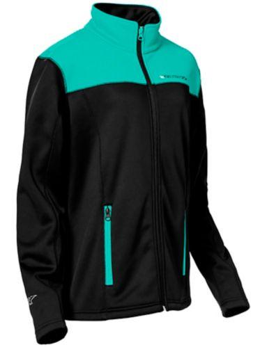 Manteau de motoneige Castle X Fusion G3, dames, menthe/noir Image de l'article