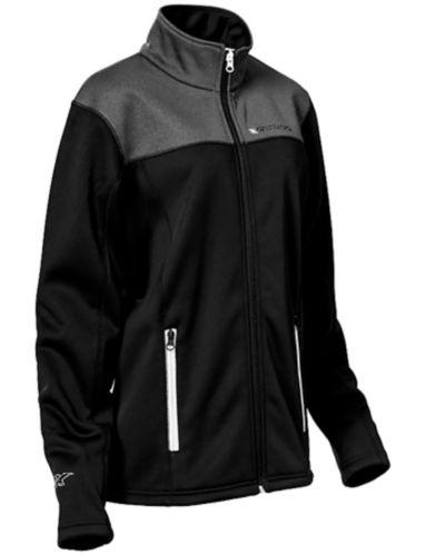 Castle X Fusion G3 Women's Snowmobile Jacket, Grey/Black Product image