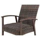Sunjoy Ralston Wicker Dining Set, Brown, 7-pc | Sunjoynull
