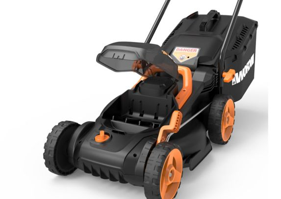 Worx 40V Cordless Lawn Mower, 14-in Product image